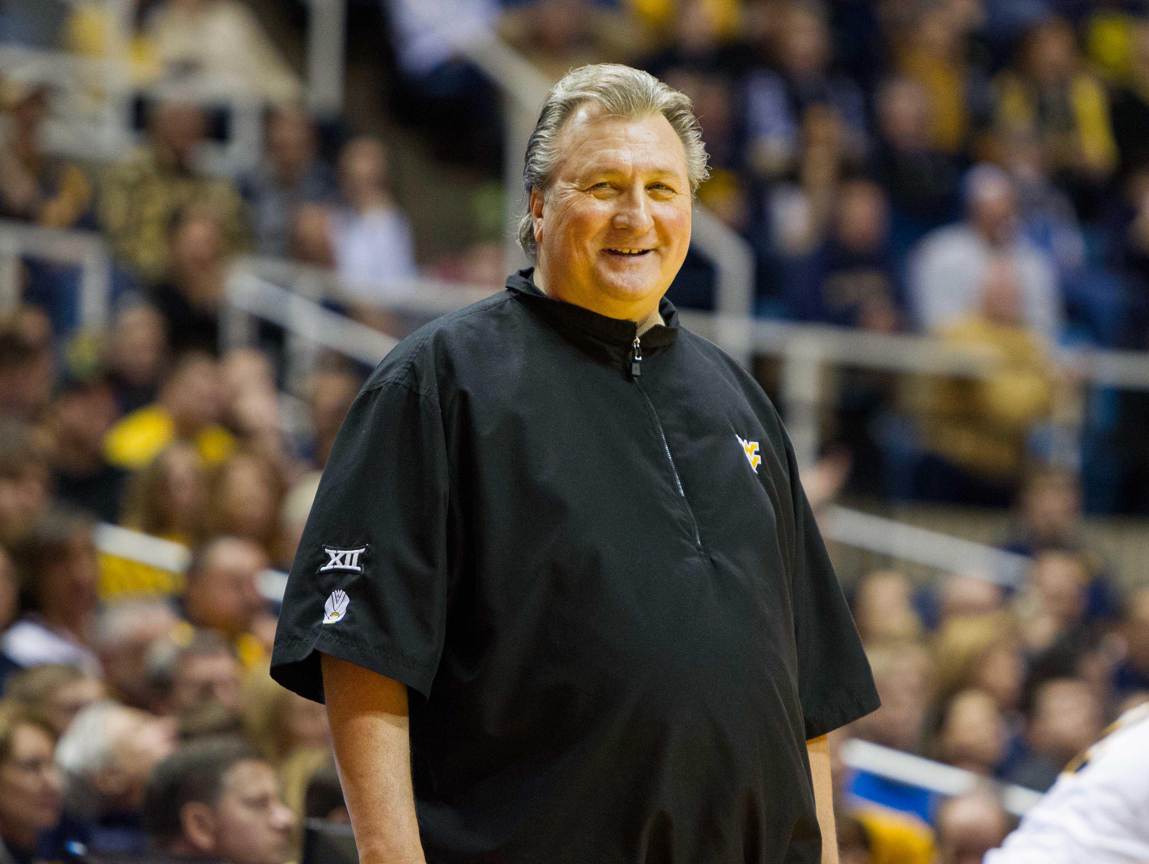 Coach Bob Huggins - The Smoking Musket