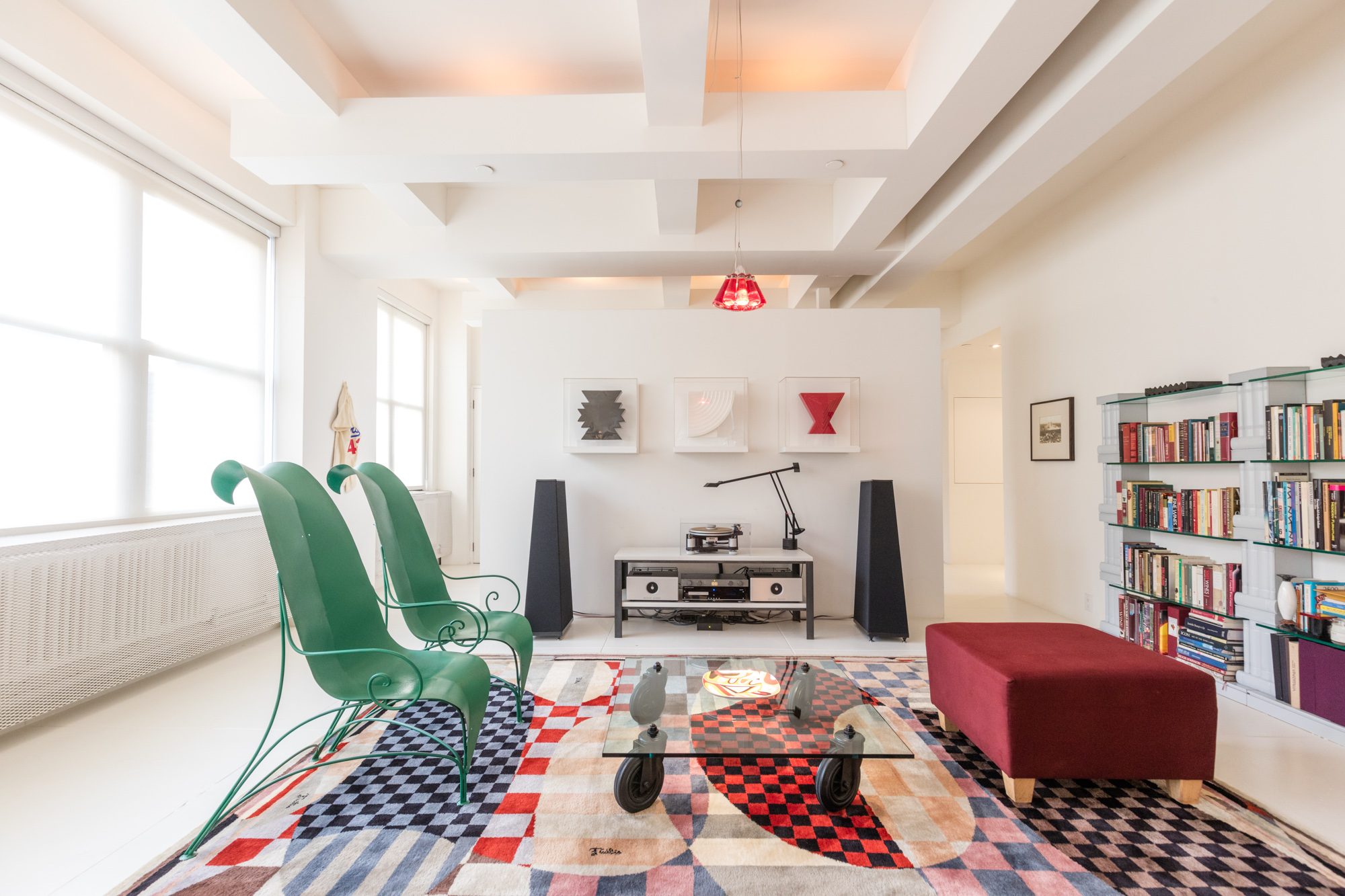 at home interior design.  New York House Calls Curbed NY