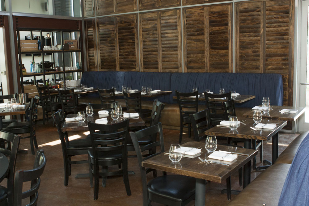 Now, you can dine in sophisticated surroundings without blowing the rent.