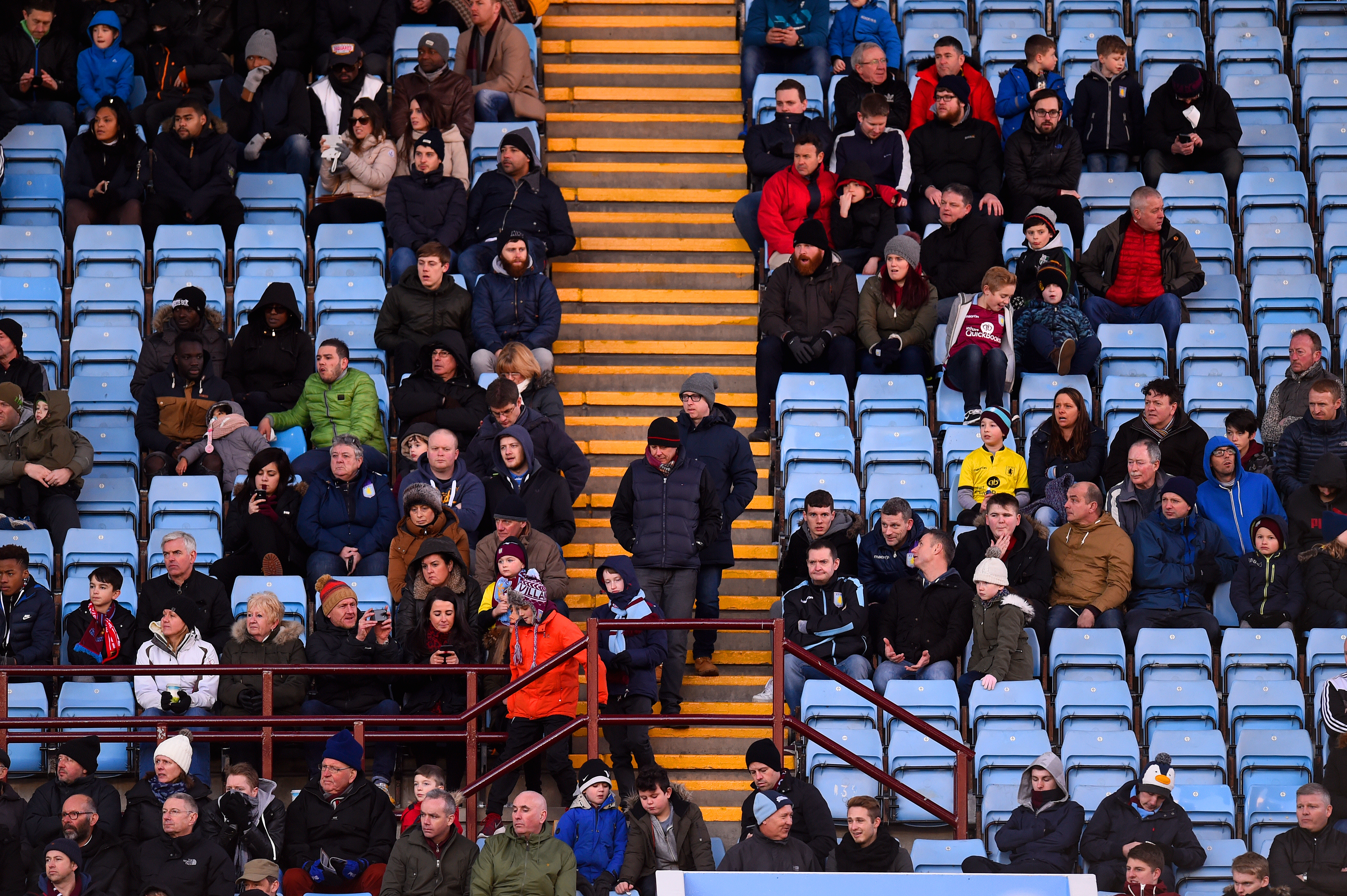 Aston Villa fans plan walk-out protest