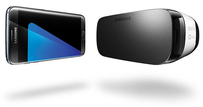 Samsung unveils Galaxy S7 and S7 Edge, includes free Gear VR with pre-order