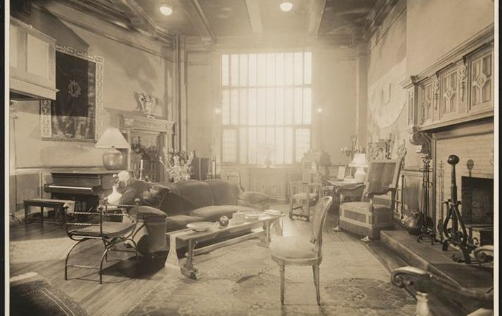 A studio space in the Sixty-Seventh Street Studios building.