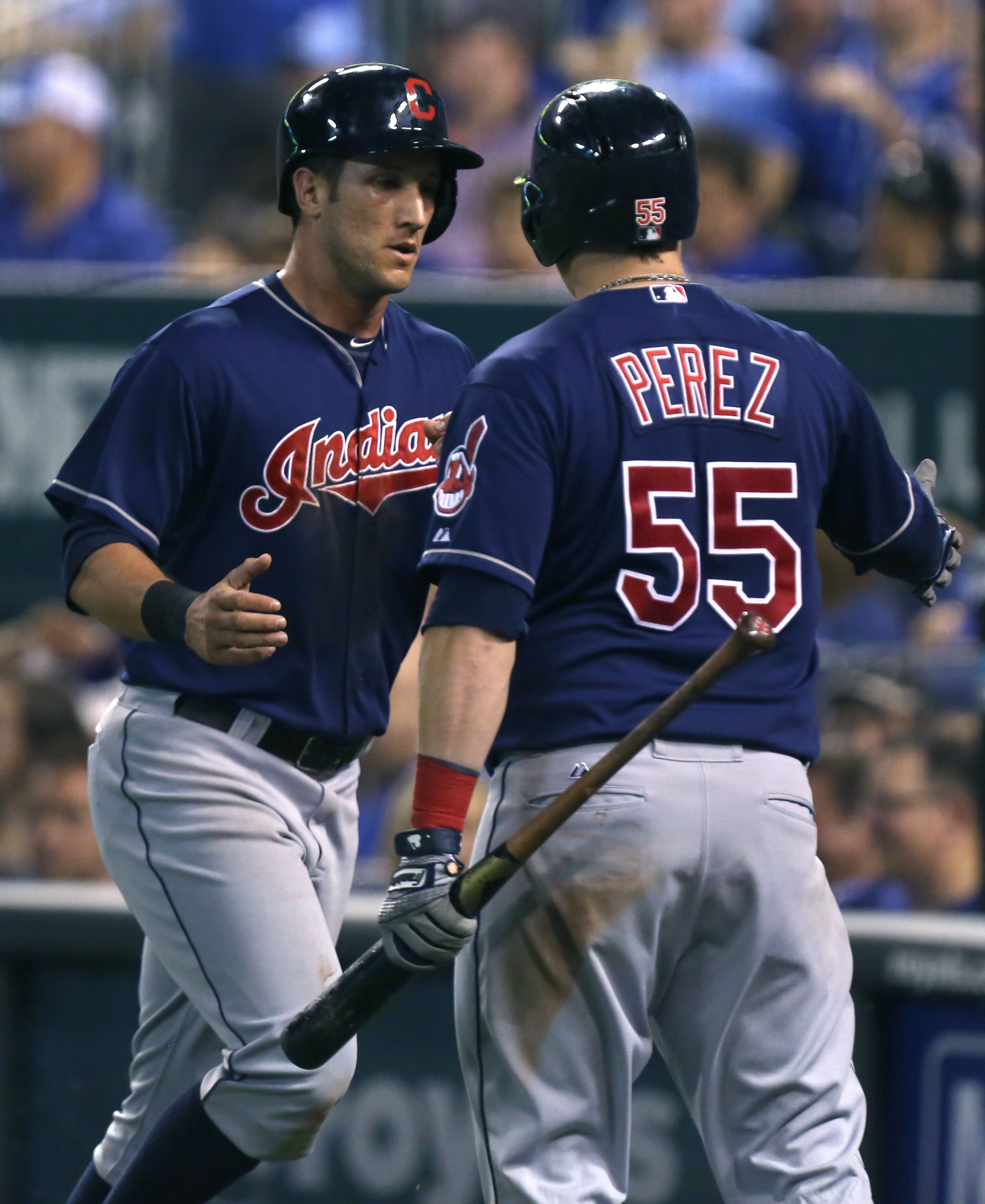 Where will this Tribe duo rank in 2016?