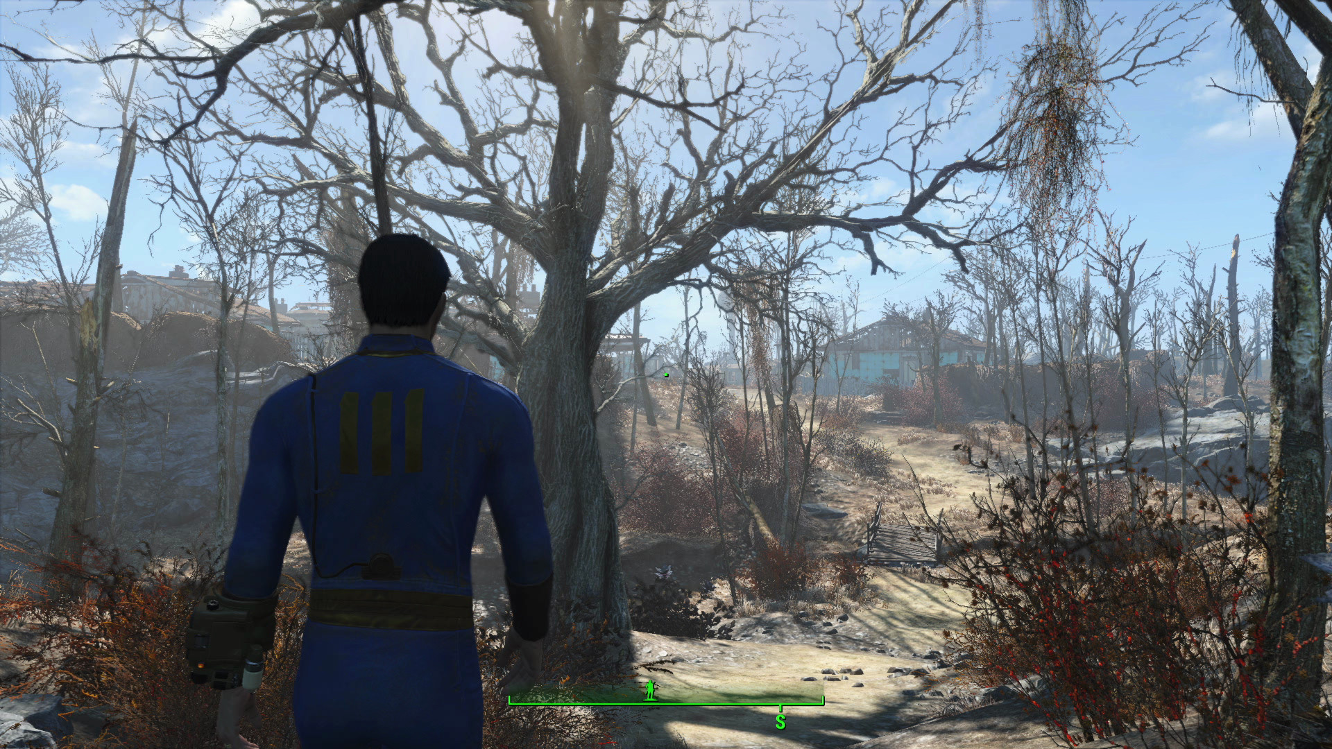 Details on Fallout 4's new Survival Mode leak