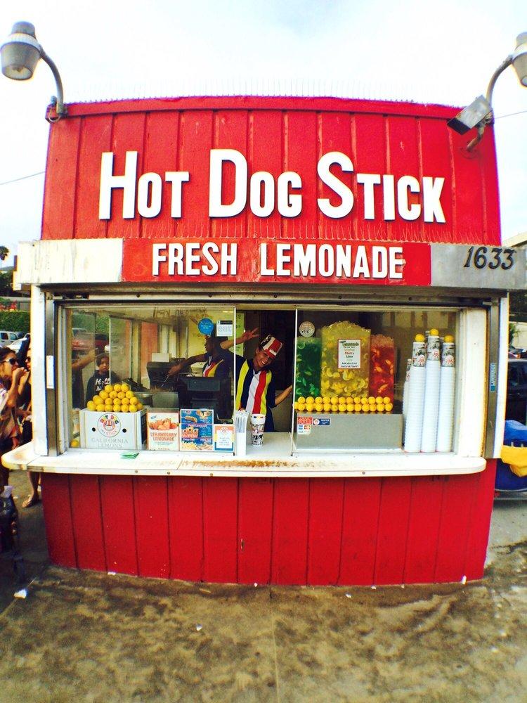 Original Hot Dog On A Stick