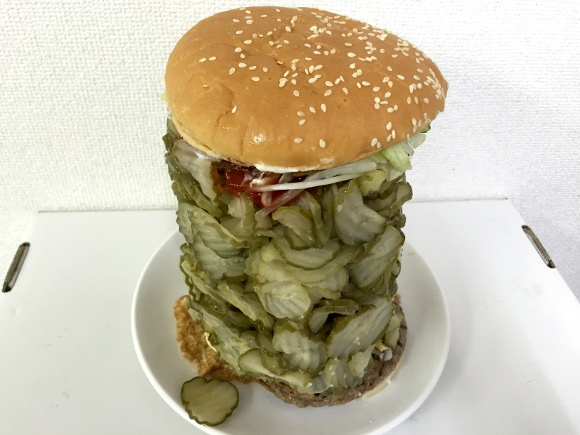 That's a lot of pickles.