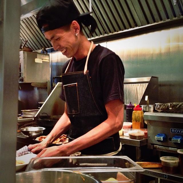 Orange Rouge chef Minh Phat