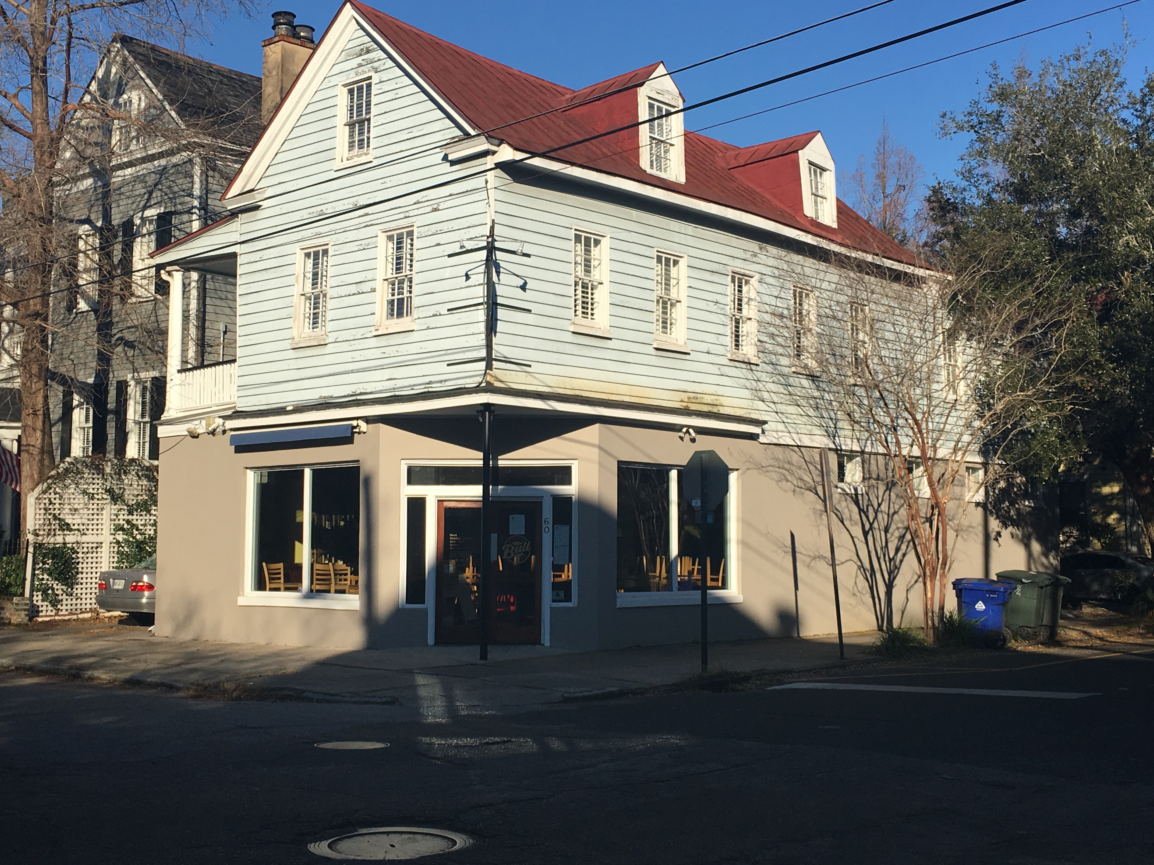 60 Bull Cafe Opens For Lunch With Tortas, Grilled Cheeses, and Po' Boys