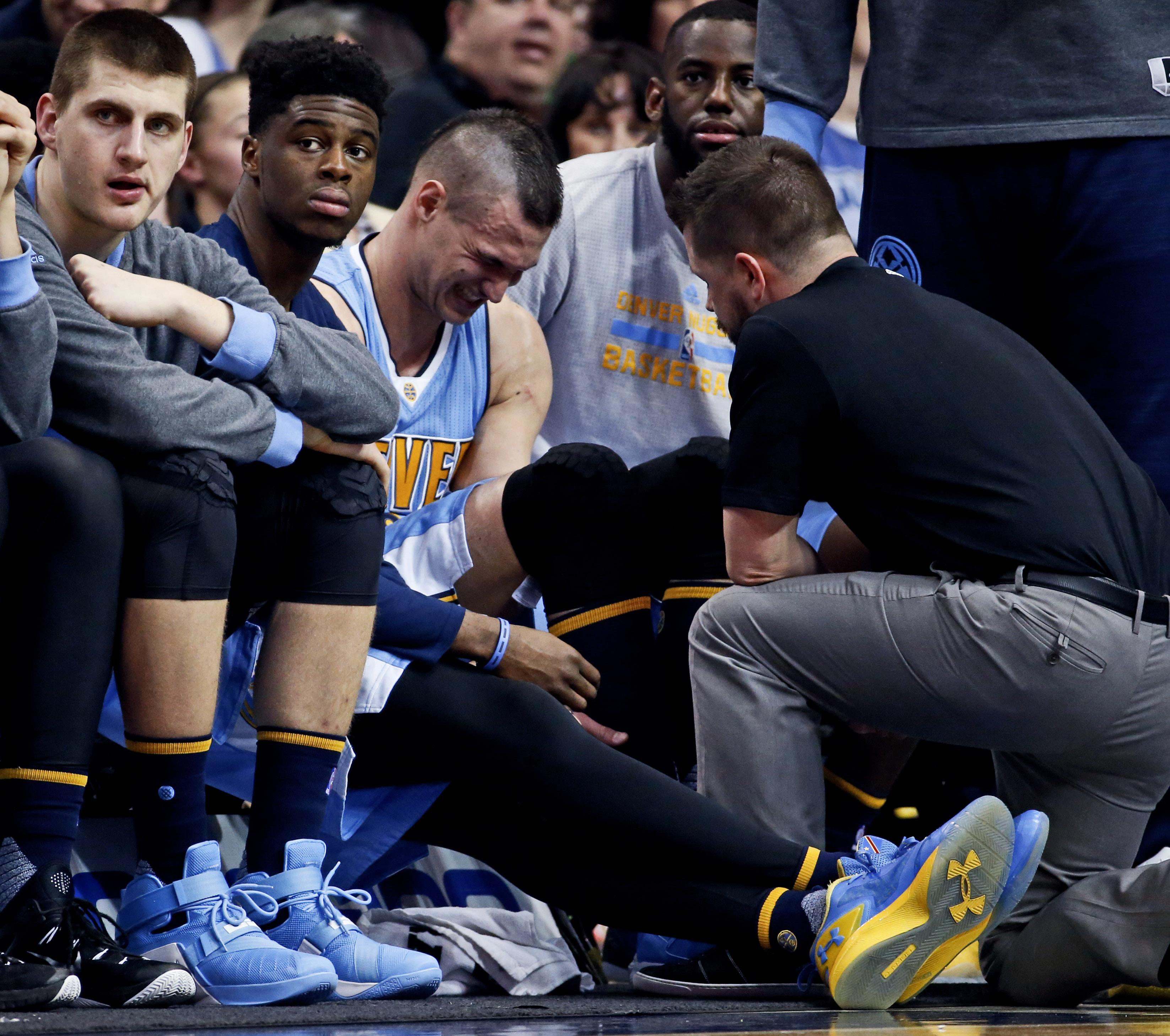 Denver Nuggets Malone: Denver Nuggets: Picture/Video Breakdowns