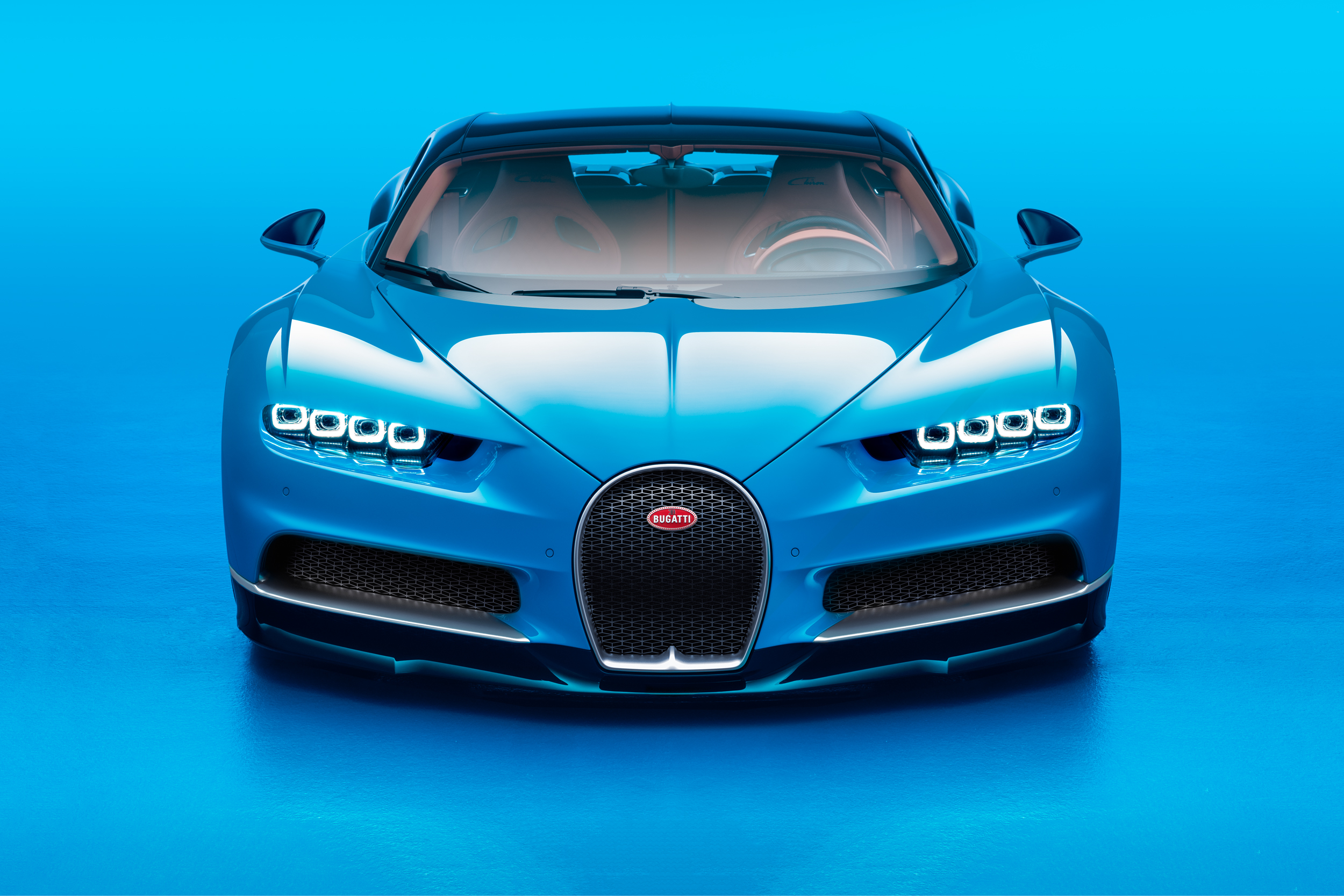 Bugatti S Chiron Is The Beastly Faster Than Fast 1 500hp Veyron Successor