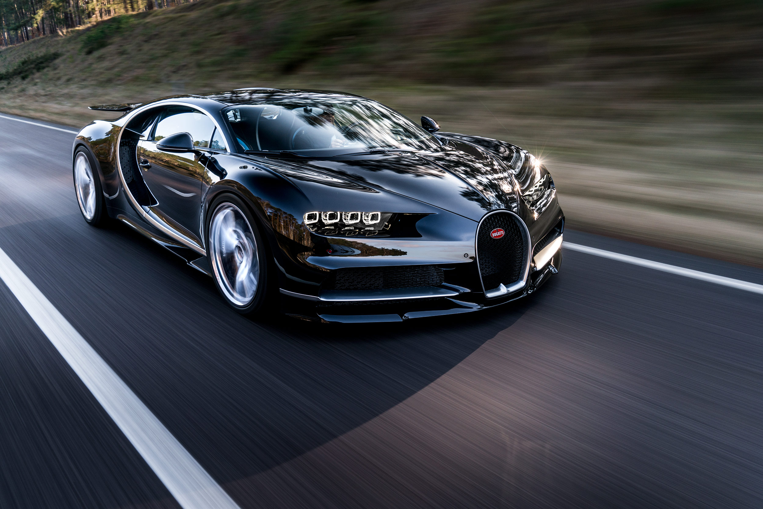 Bugatti The Verge