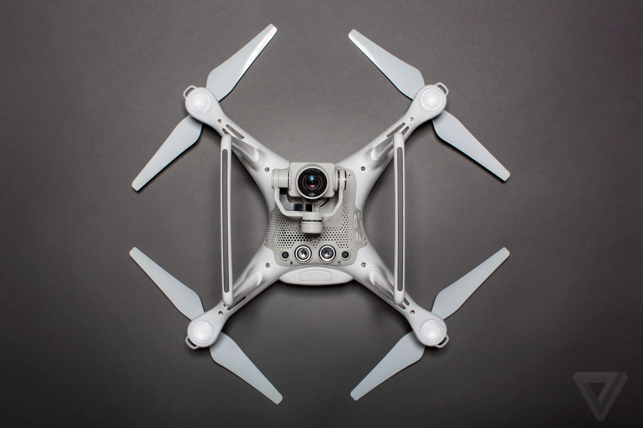 DJI's revolutionary Phantom 4 drone can dodge obstacles and