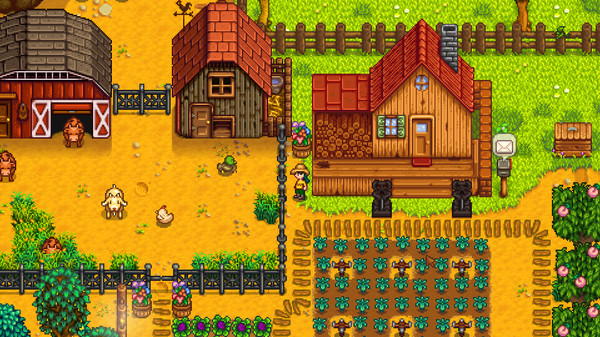 How did indie farming sim Stardew Valley top the Steam sales chart?