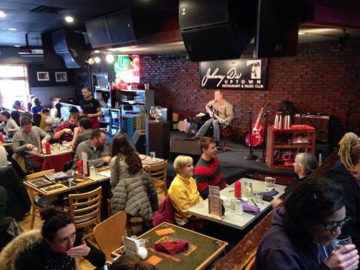 Johnny D's Uptown Restaurant and Music Club