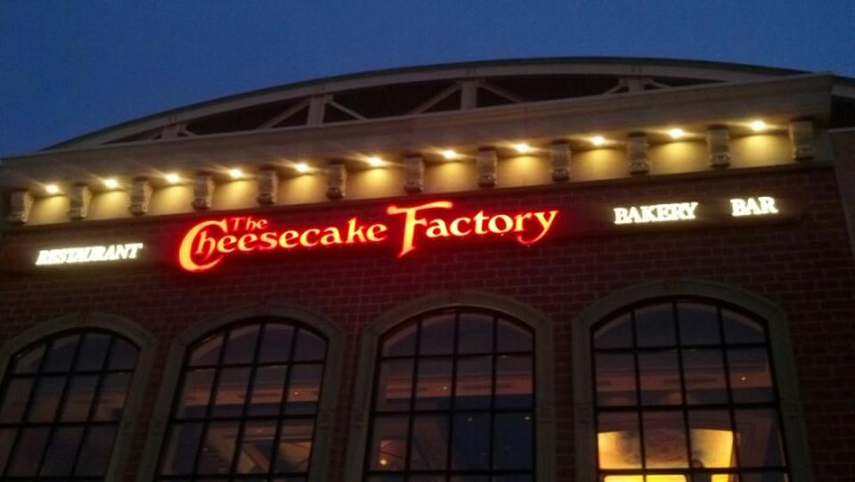 Cheesecake Factory Is Opening Its First New York Location This Year