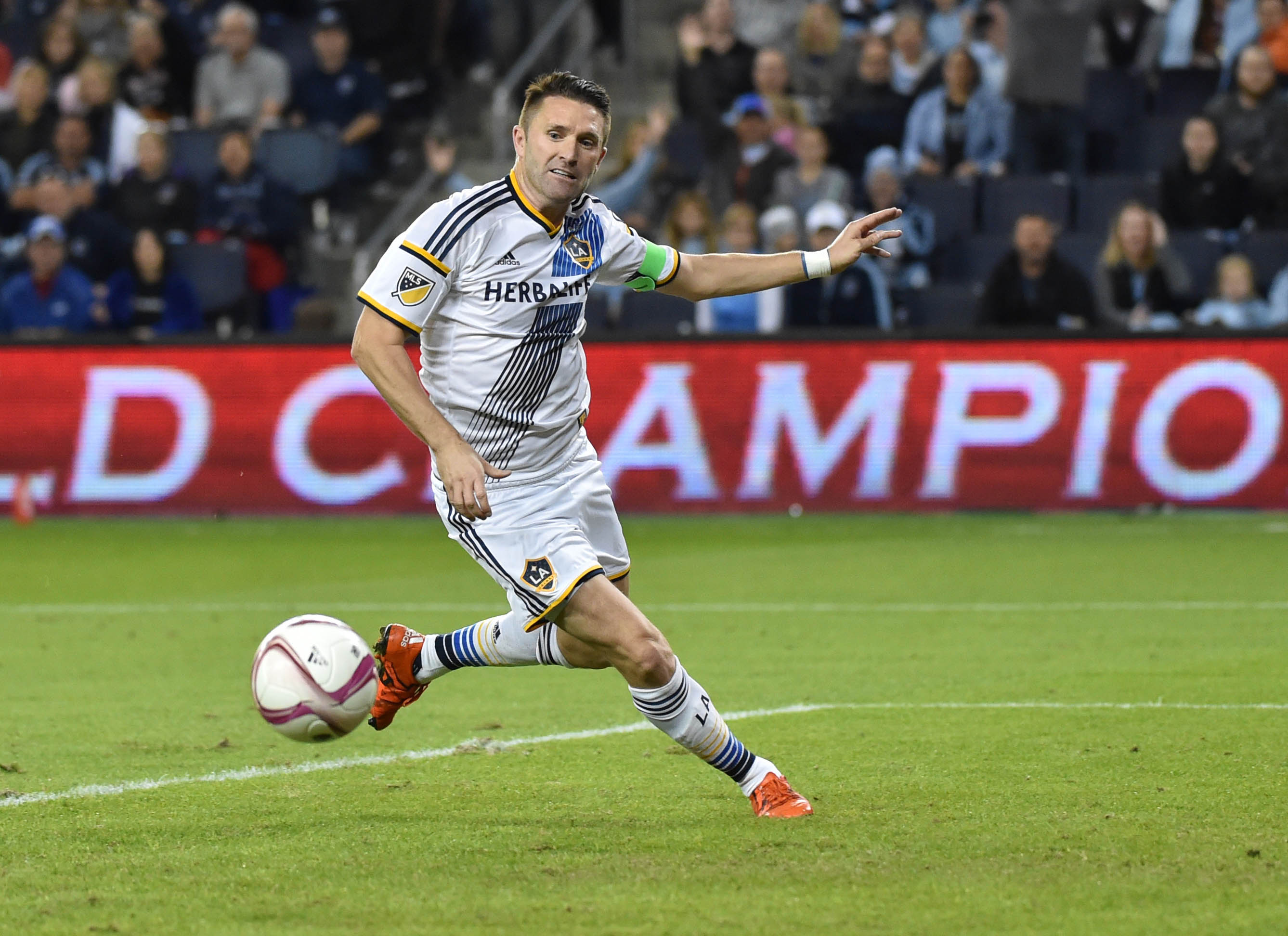 What other EPL players could join LA Galaxy's Robbie Keane in MLS?