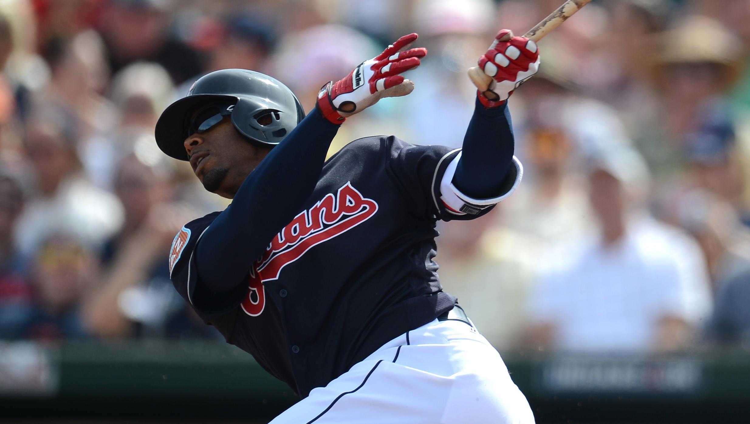 Will Rajai Davis be the Tribe center fielder in 2016?