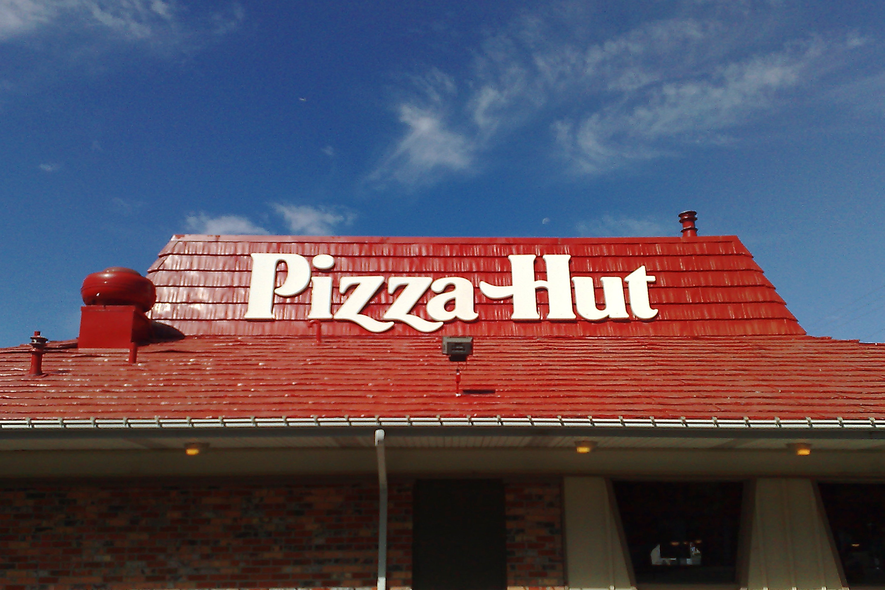 America, Pizza Hut, and Me