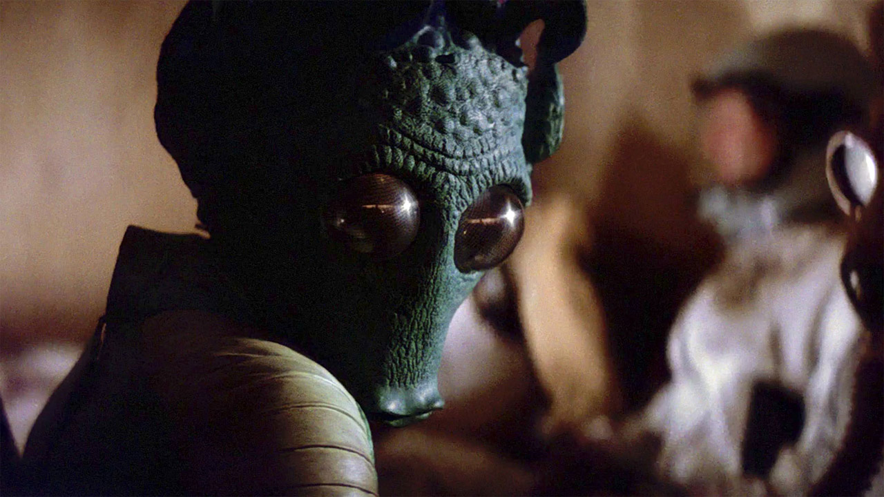 Star Wars Battlefront's first DLC adds playable Greedo, Nien Nunb and Jabba's Palace