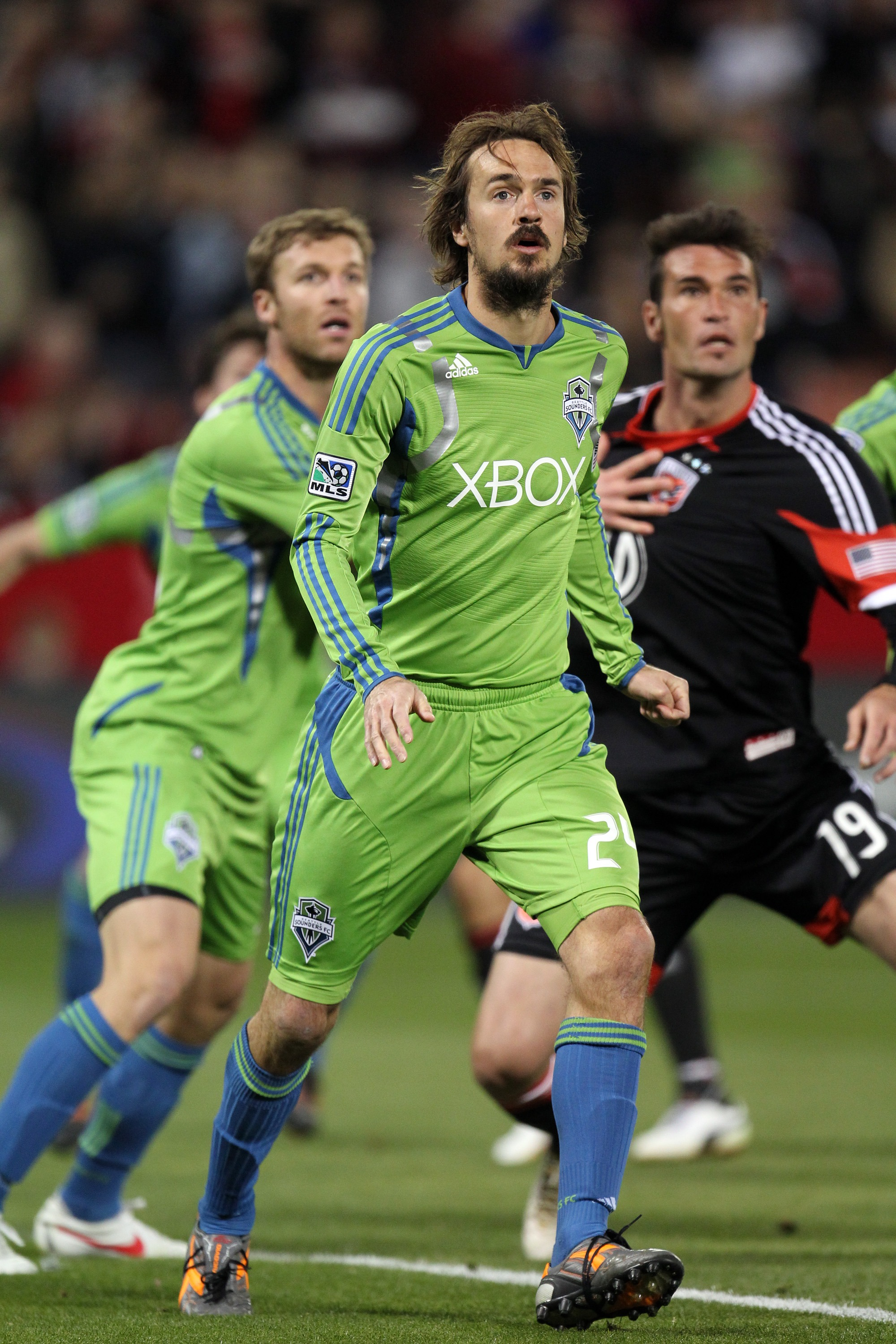Seattle Sounders and DC United are two of MLS's premier clubs.
