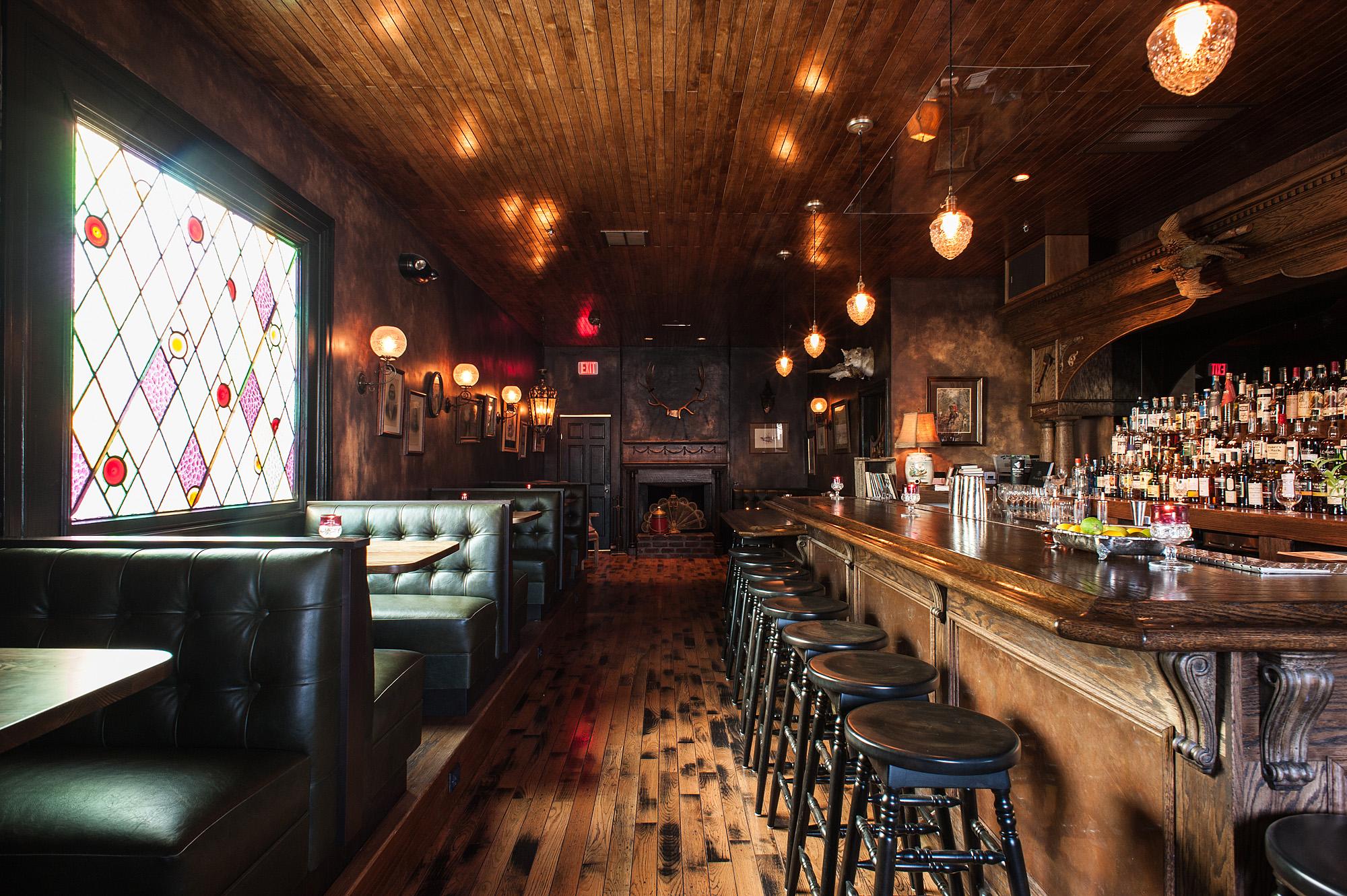 The Old Man Bar at Hatchet Hall, Culver City