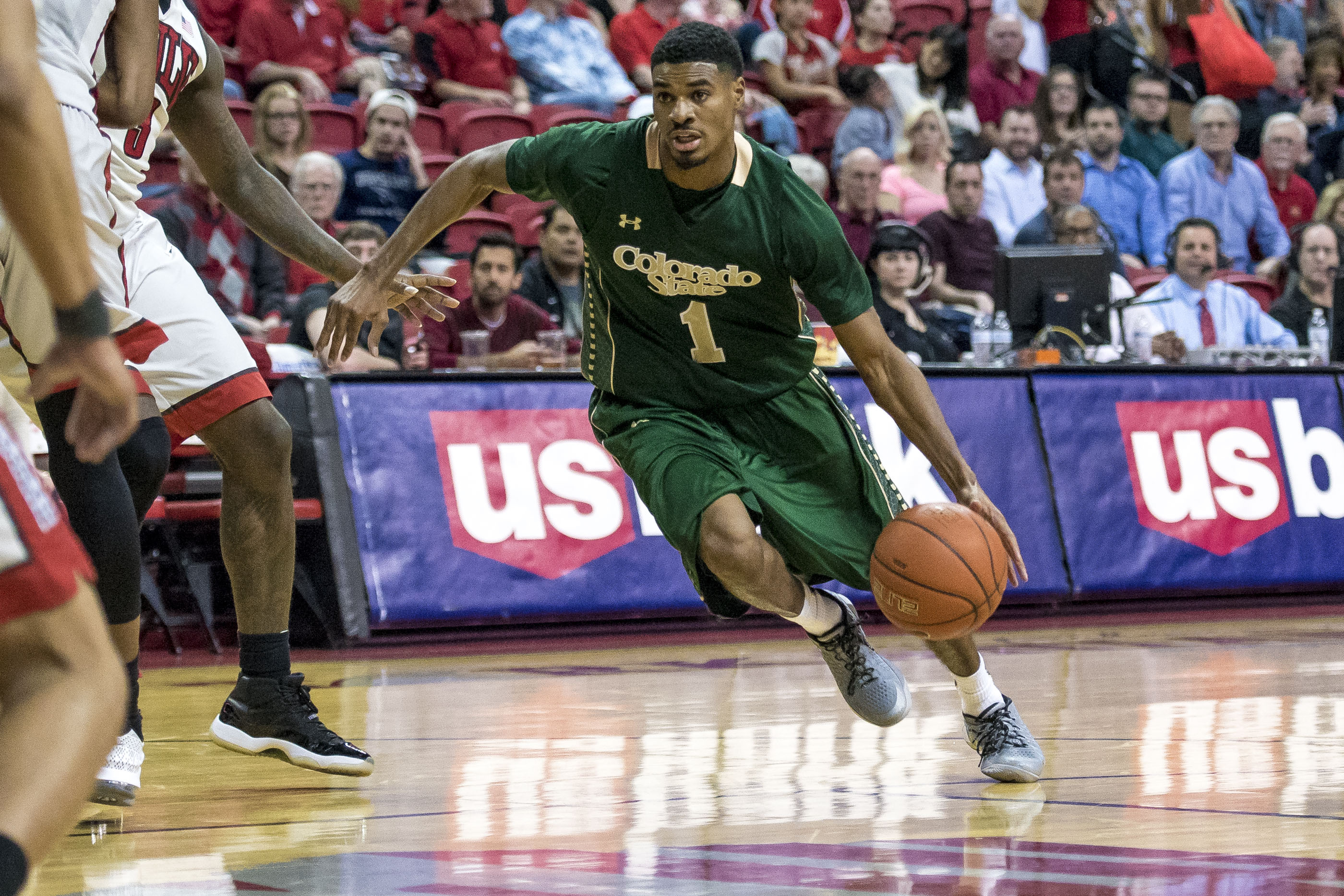 Antwan Scott plays his final game at Moby Arena
