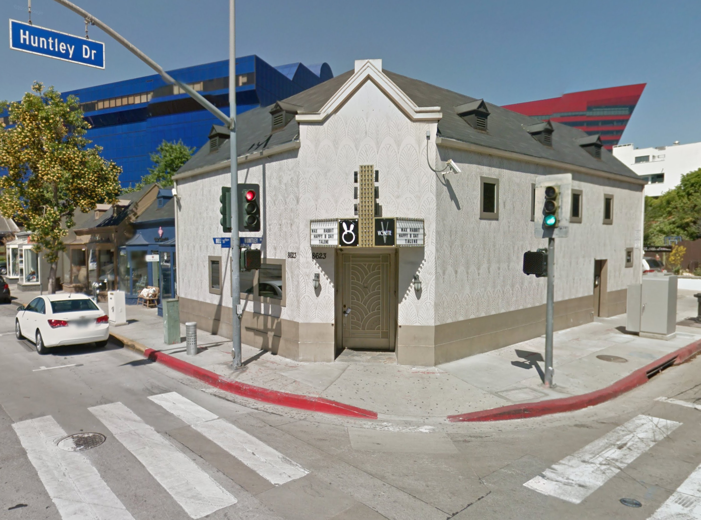 Villa Lounge, West Hollywood