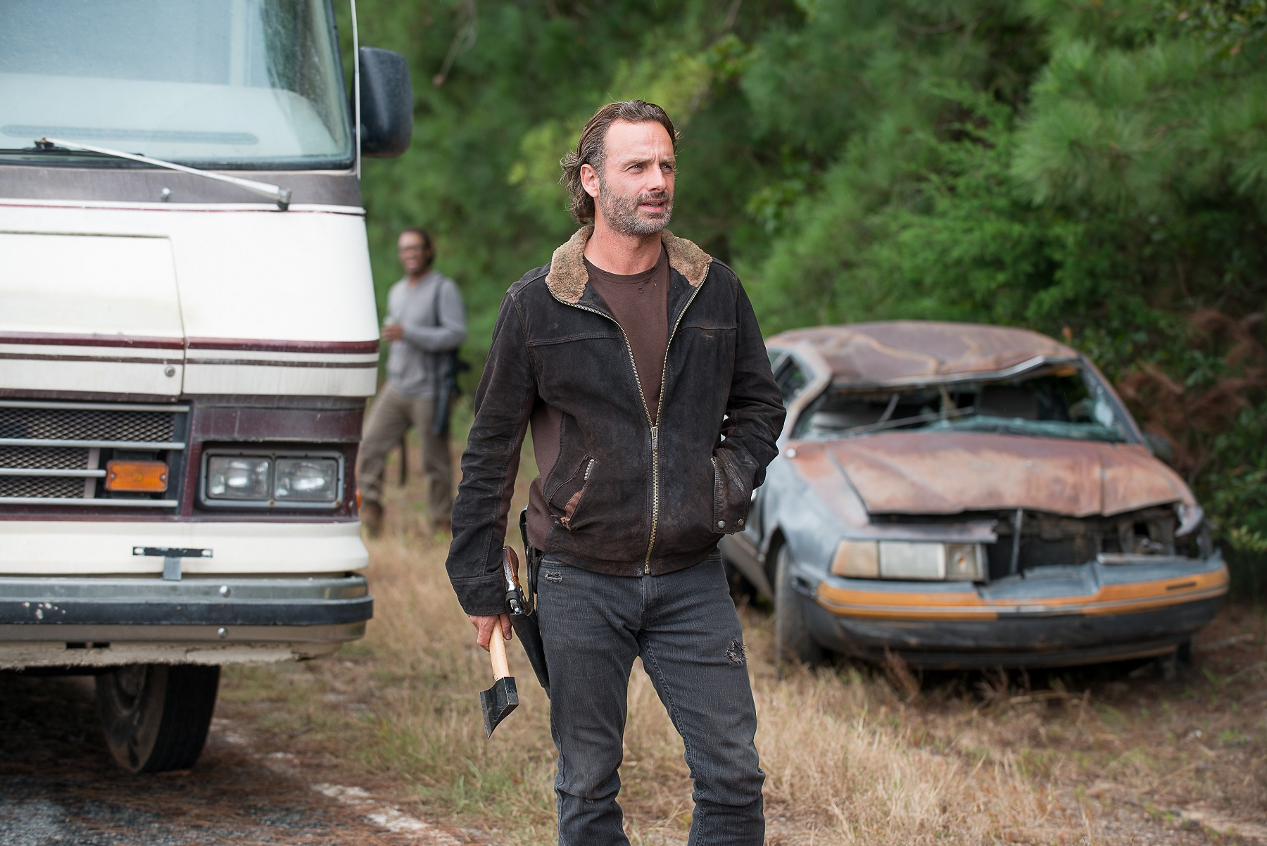 Rick proposes a plan that might lead to disaster, and it goes a little bit wrong. Finally!