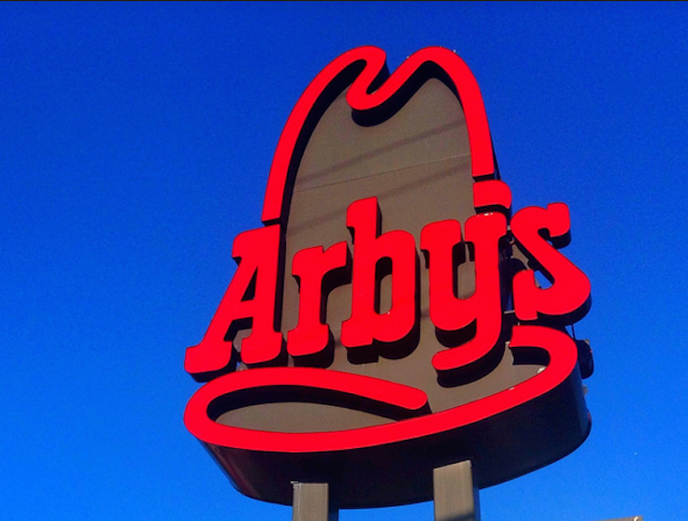 Couple Dines at Arby's Before Robbing the Place