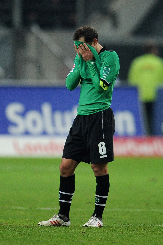 Fortuna Duesseldorf 1895 v Hannover 96 - Bundesliga