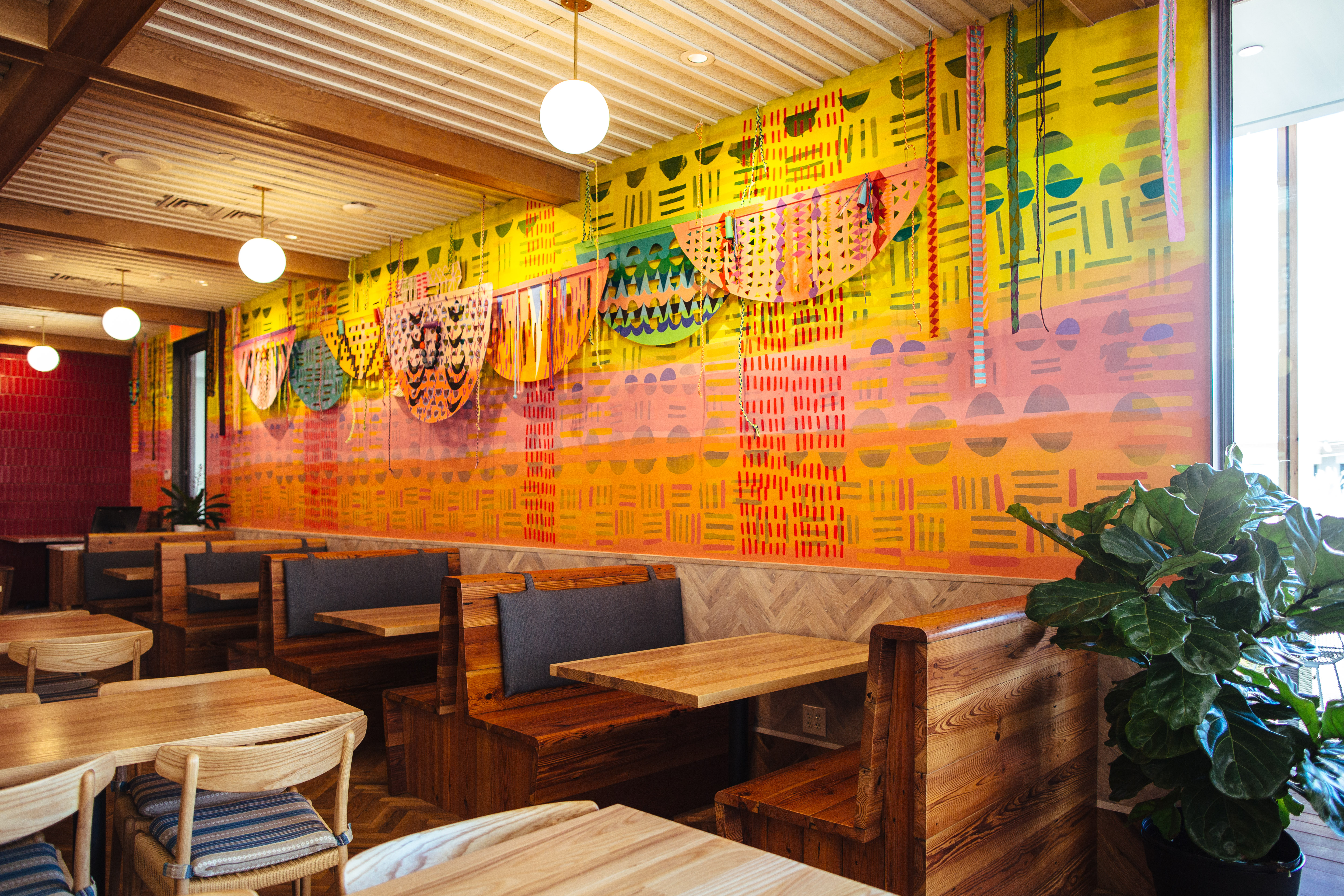 Your new favorite spot for late-night snacks is Top Knot.