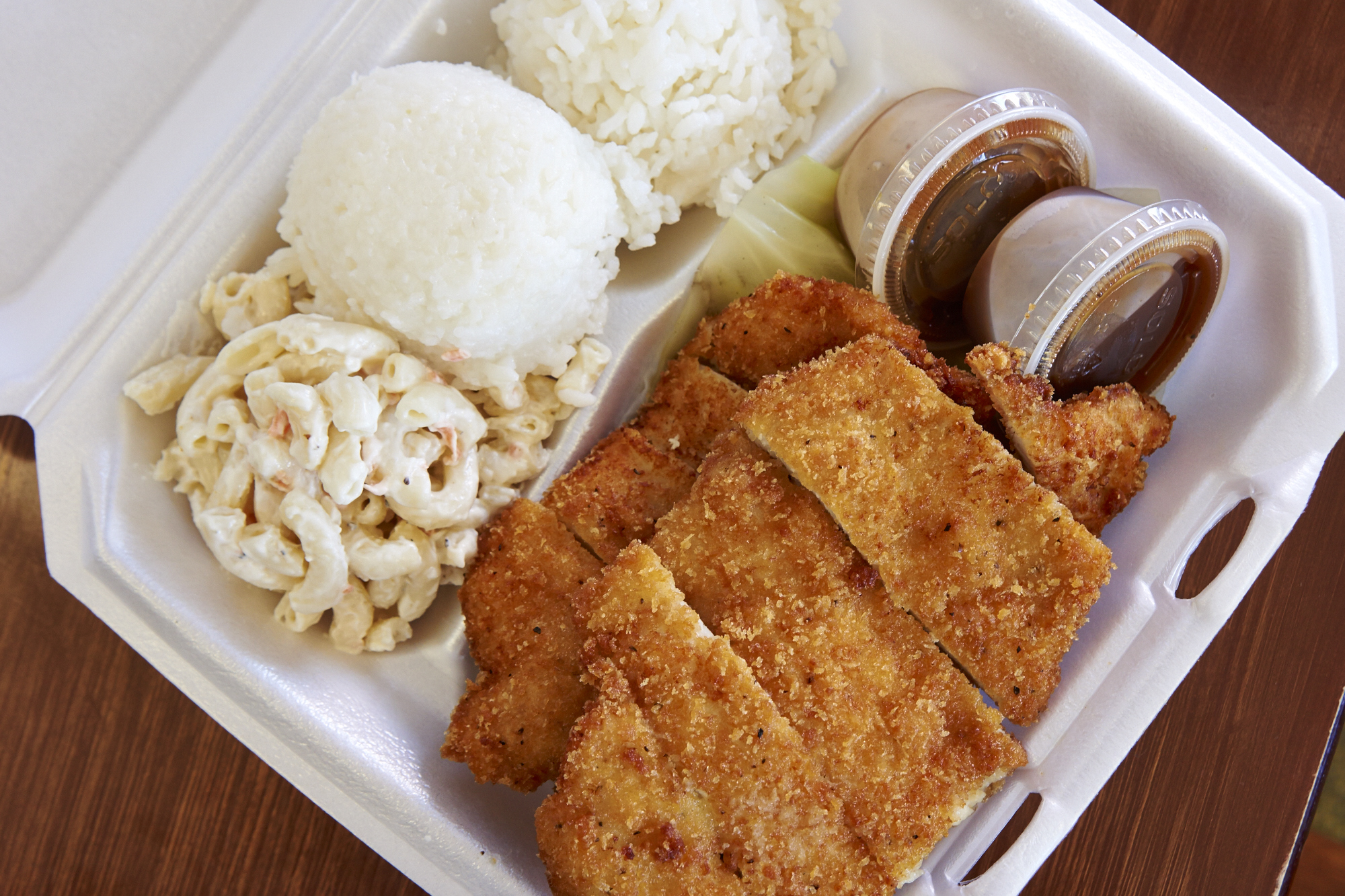 A Brief History of the Hawaiian Plate Lunch