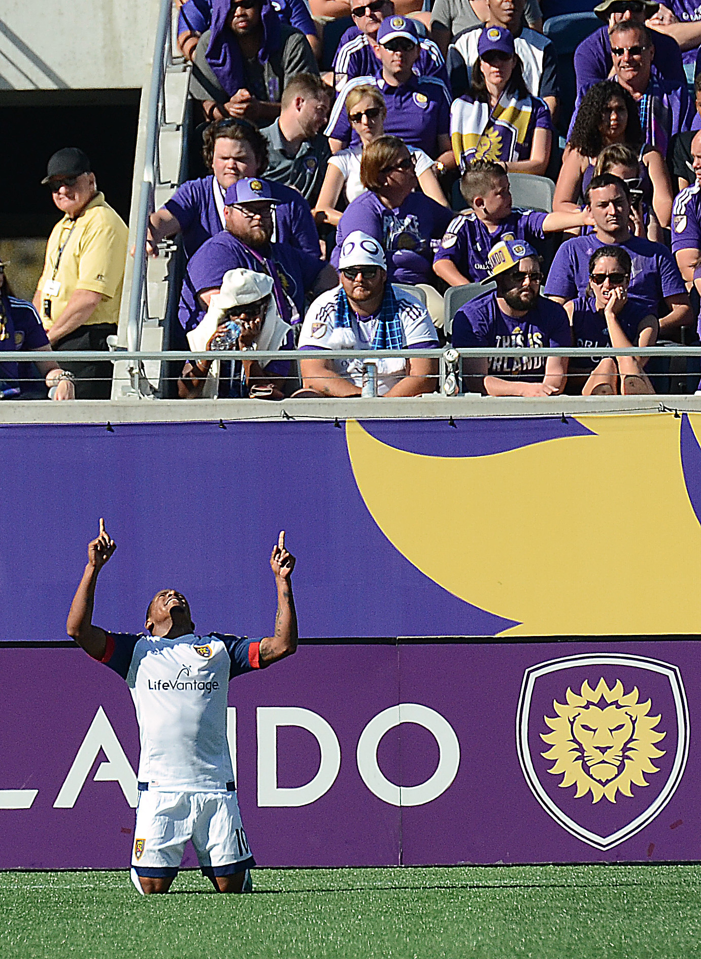 MLS: Real Salt Lake at Orlando
