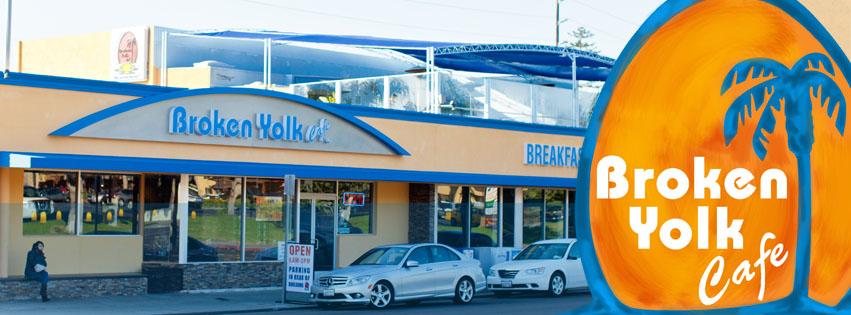 Broken Yolk Cafe, California
