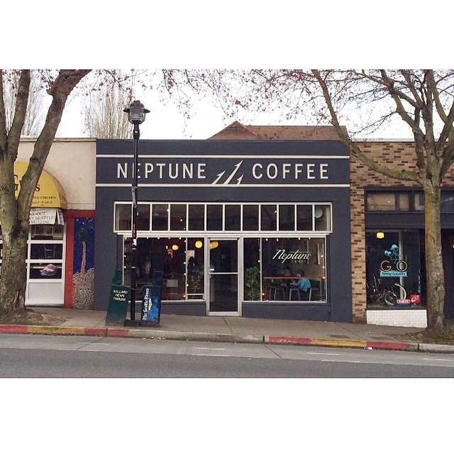 Neptune Coffee was destroyed by an apparent natural gas explosion on Wednesday morning.