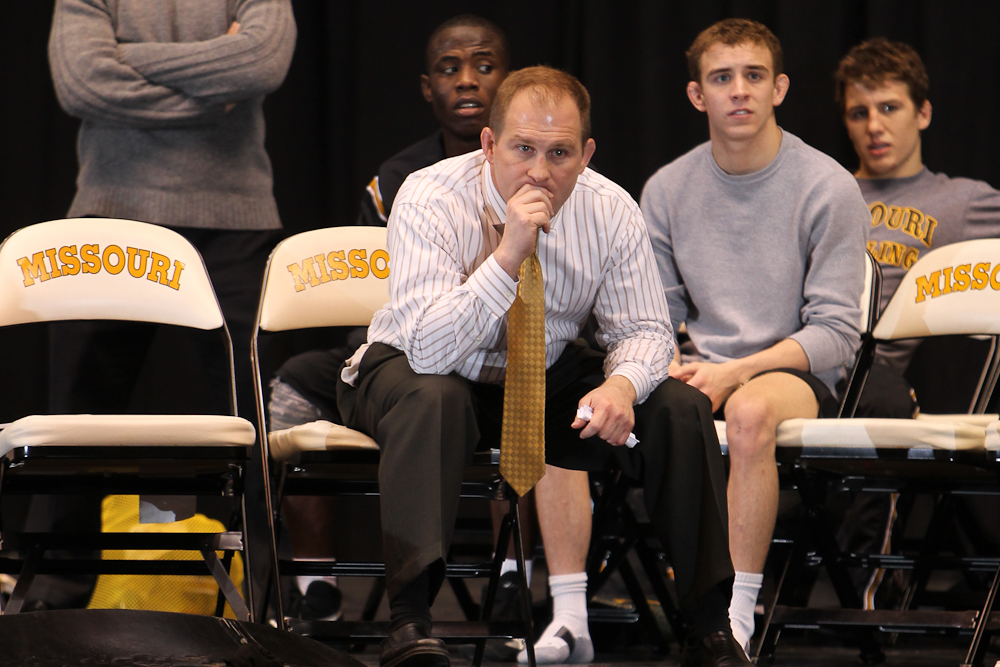 Brian Smith has coached the Tigers to a fist full of conference titles