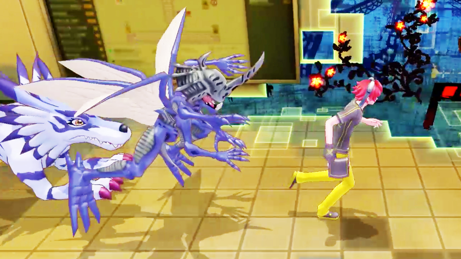 Is Digimon Story Cyber Sleuth A Good Place For New Fans To Start