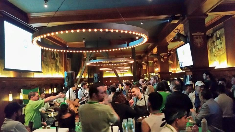 St. Patrick's Day Festive Food and Drink Specials in SF