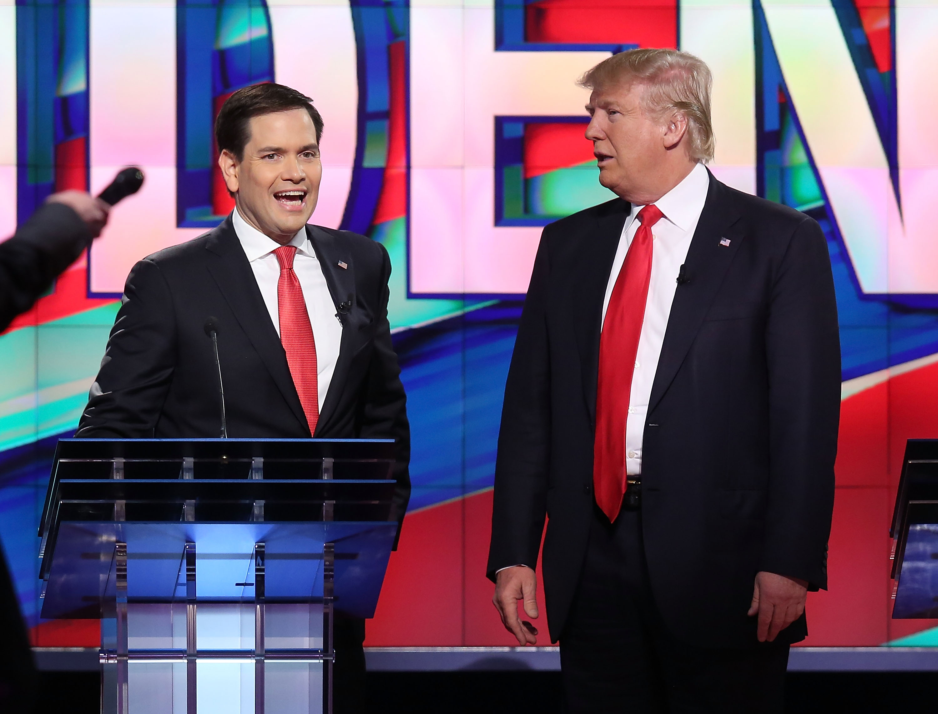 The Republican debate was very substantive. Too bad that substance was wrong.