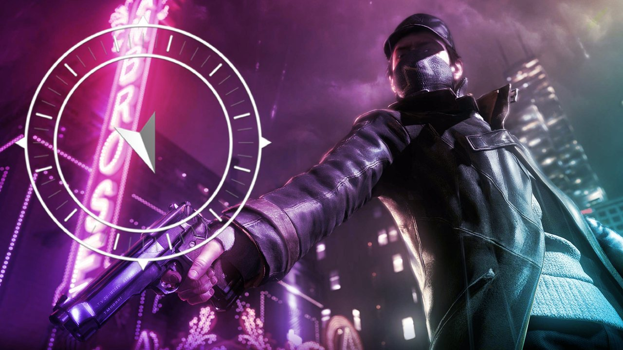 Hear all about The Division, Watch Dogs, The Crew and Ubisoft's future
