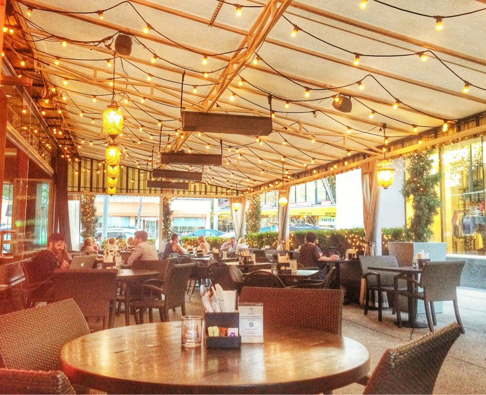 Caffe Primo on Sunset, West Hollywood