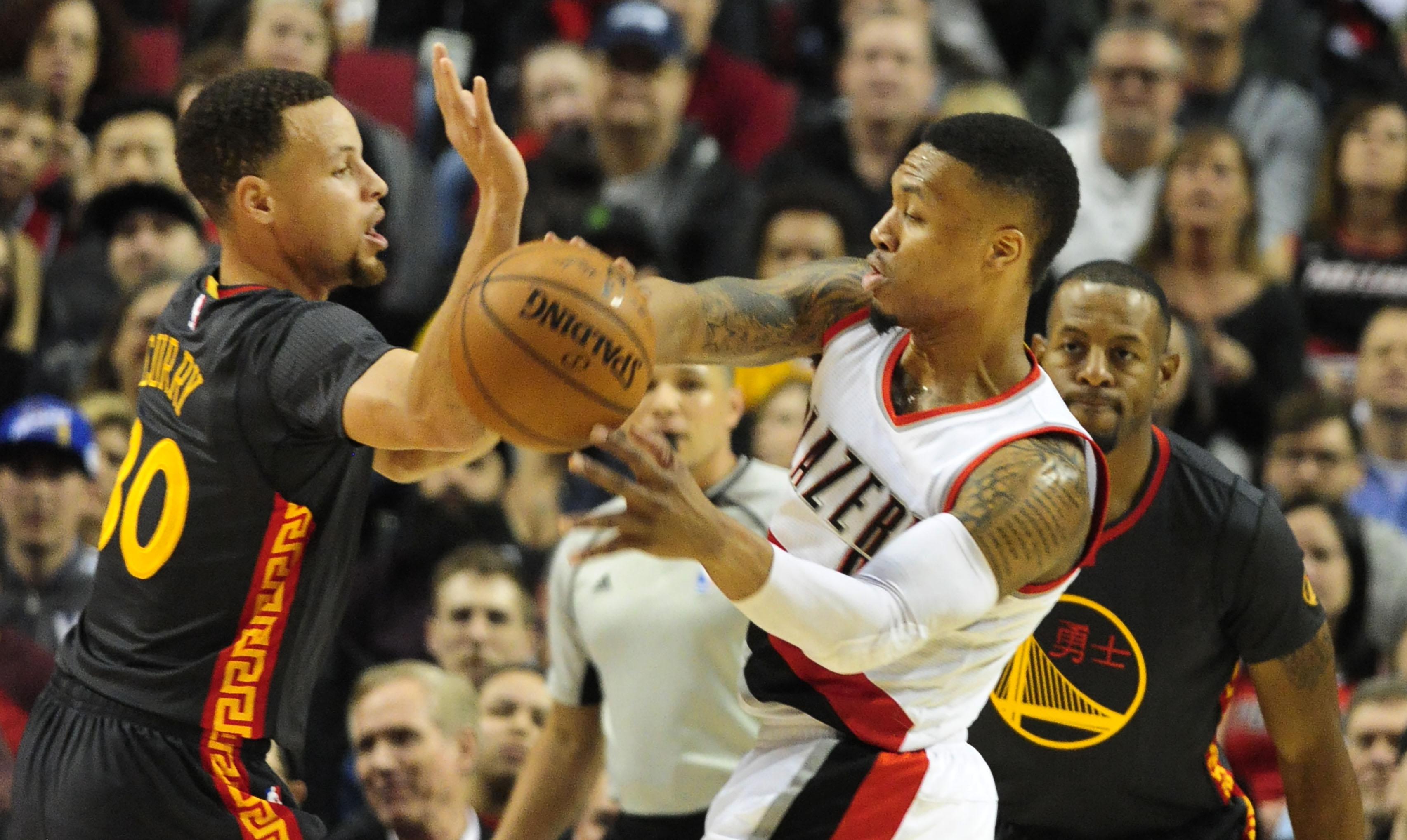 NBA scores 2016: Damian Lillard isn't Stephen Curry and that's OK
