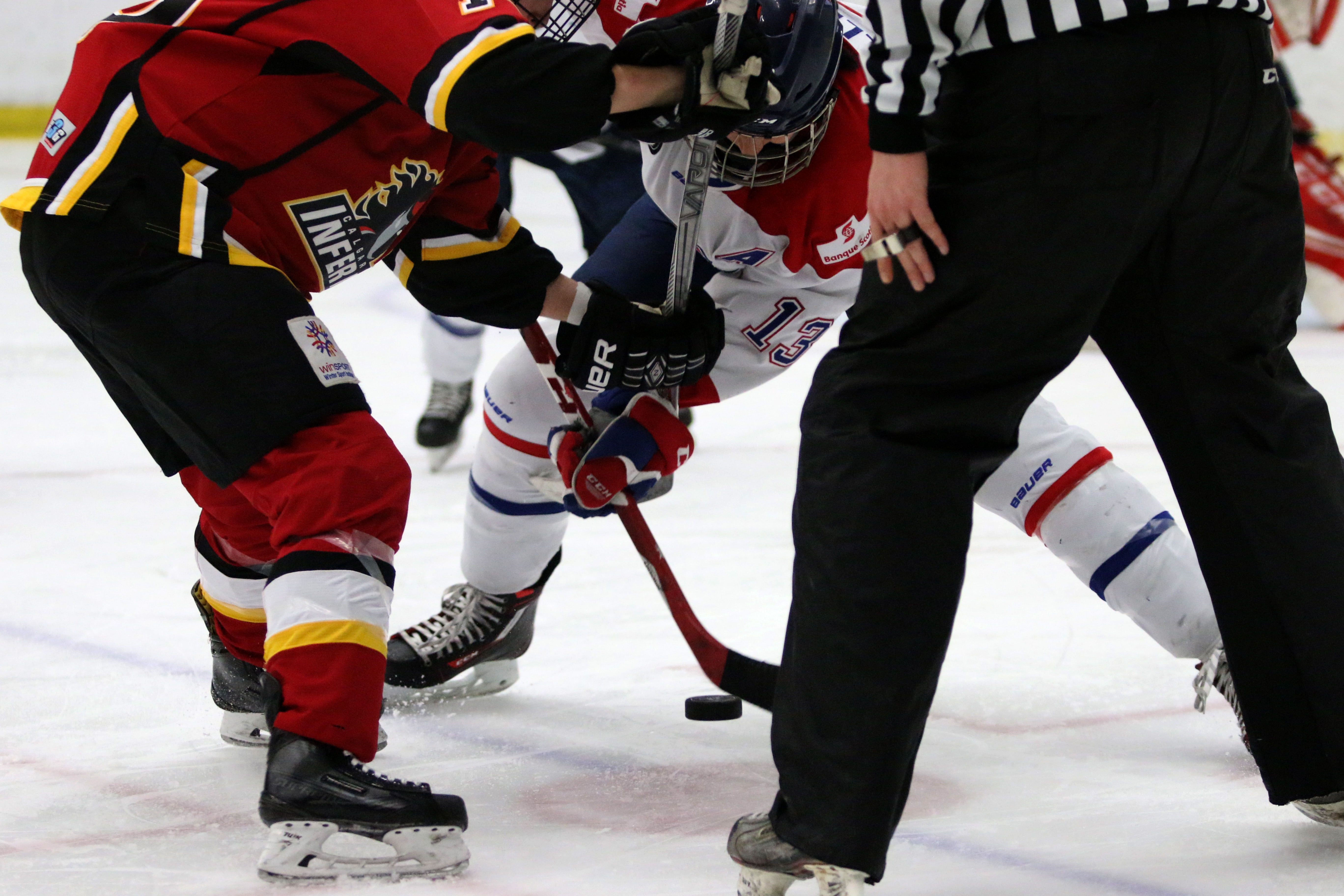 The final faceoff of the CWHL season is happening Sunday afternoon between Les Canadiennes de Montreal and the Calgary Inferno. Here's a look at what to expect with both teams.
