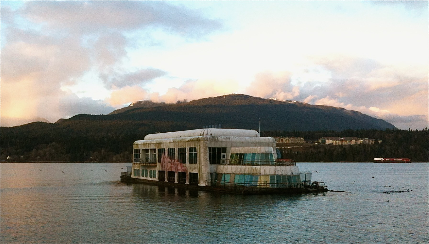 The McDonald's McBarge Rises Again; Investor Pours $4.5 Million Into a Makeover