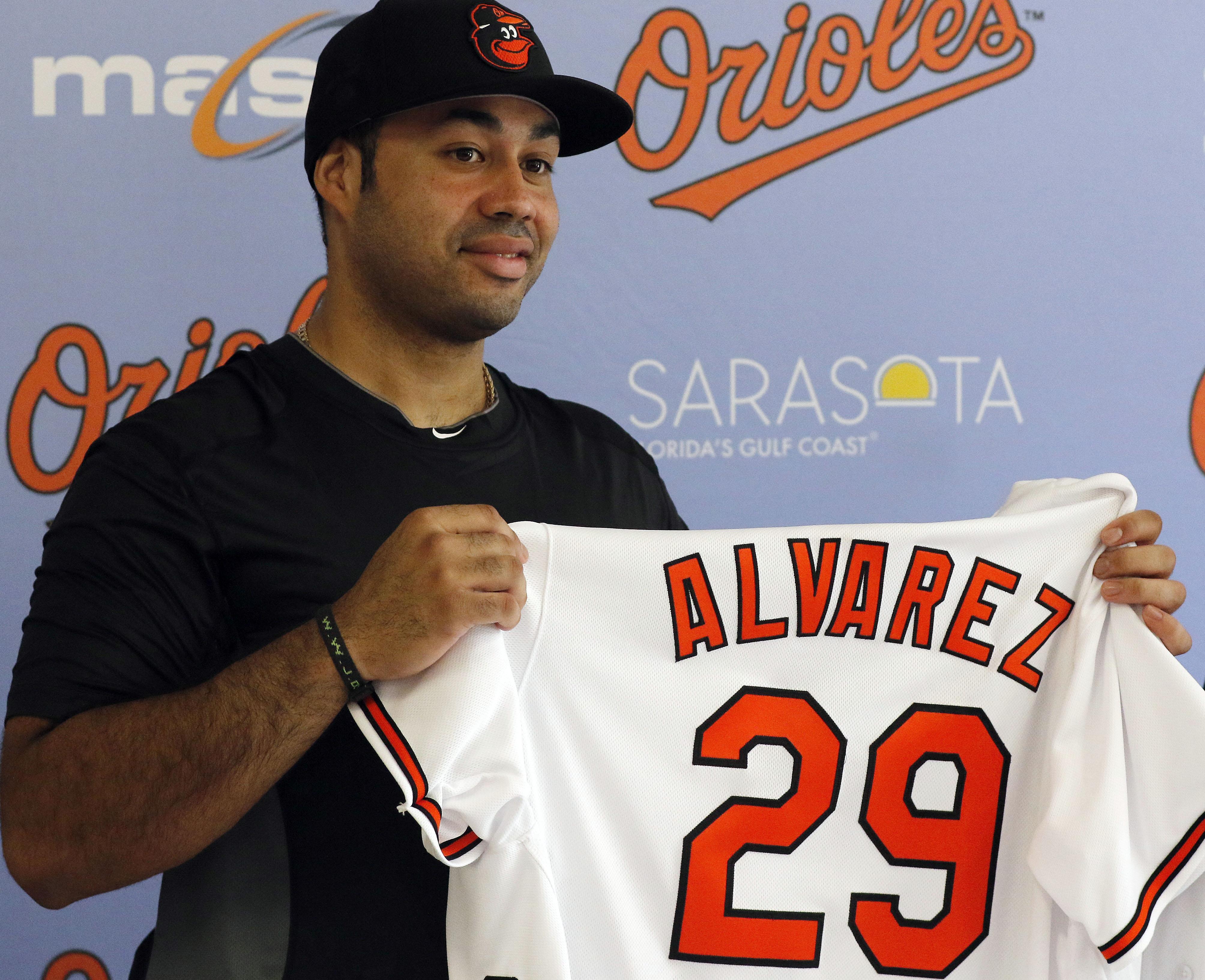 Pedro Alvarez finds a home in Baltimore