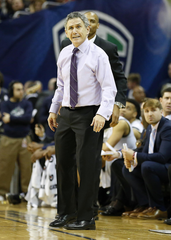 MAC Coach of the year Keith Dambrot