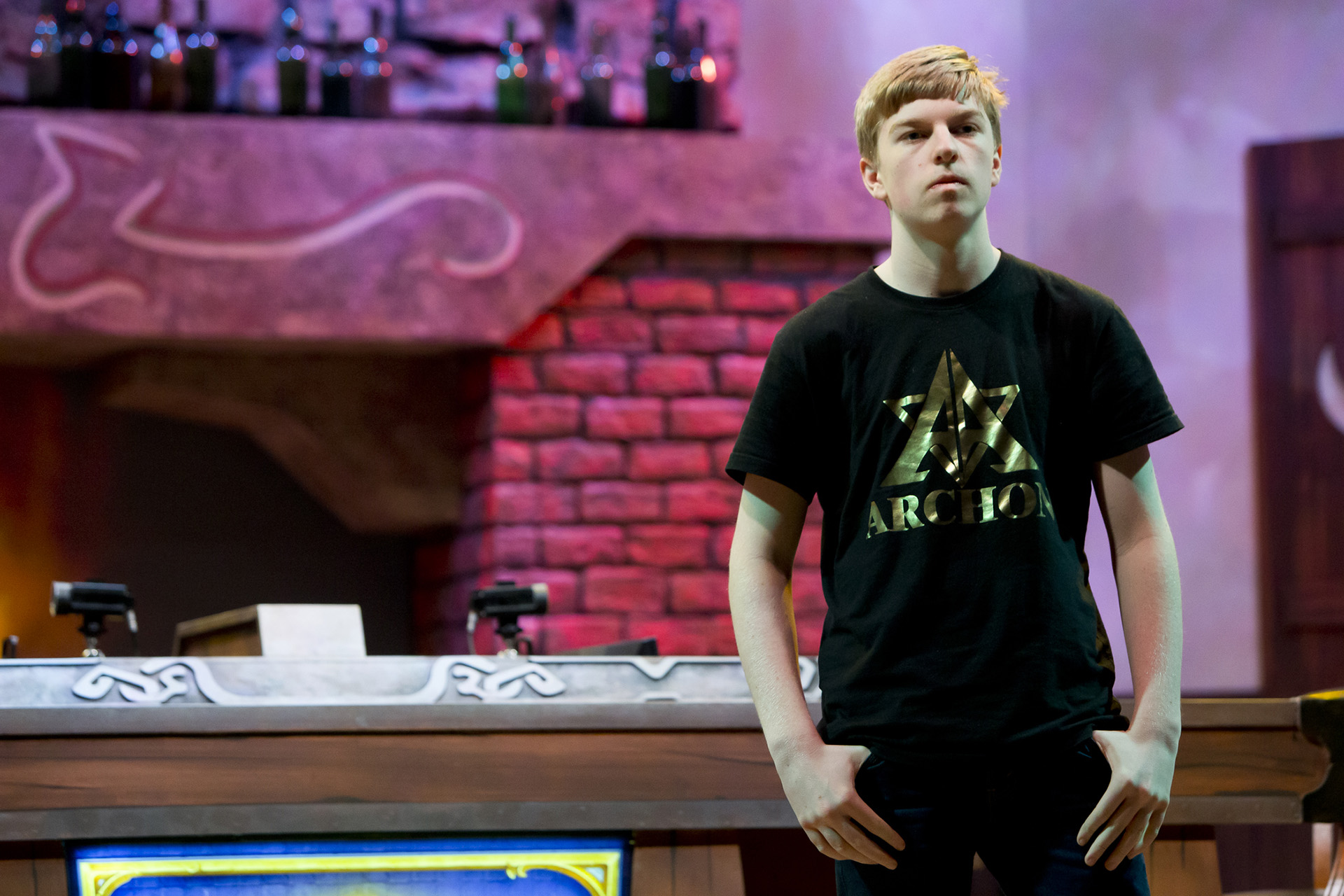 A 15-year-old just won Hearthstone's biggest tournament of the year so far