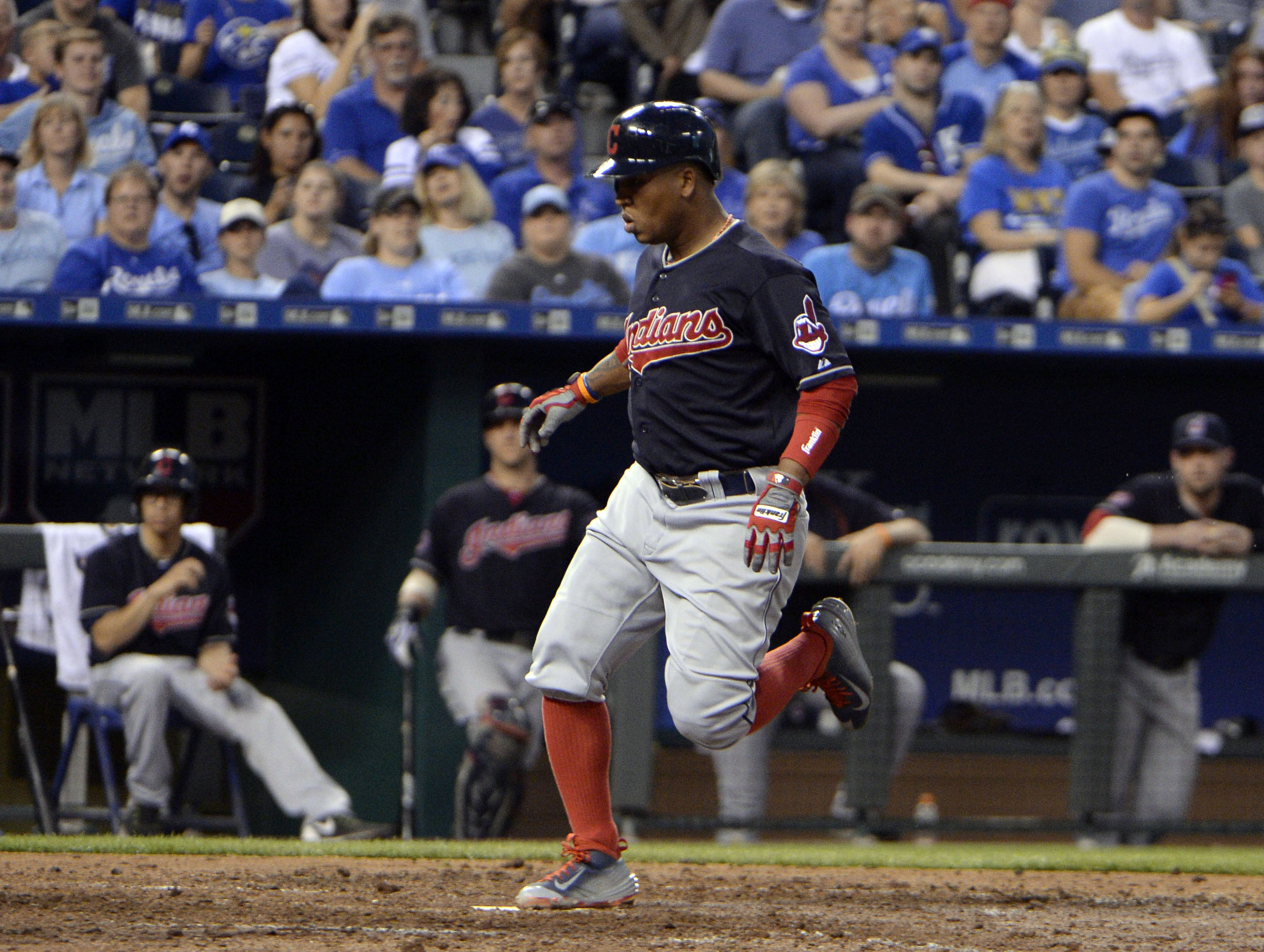 Jose Ramirez is likely the best bench player in all of the AL Central