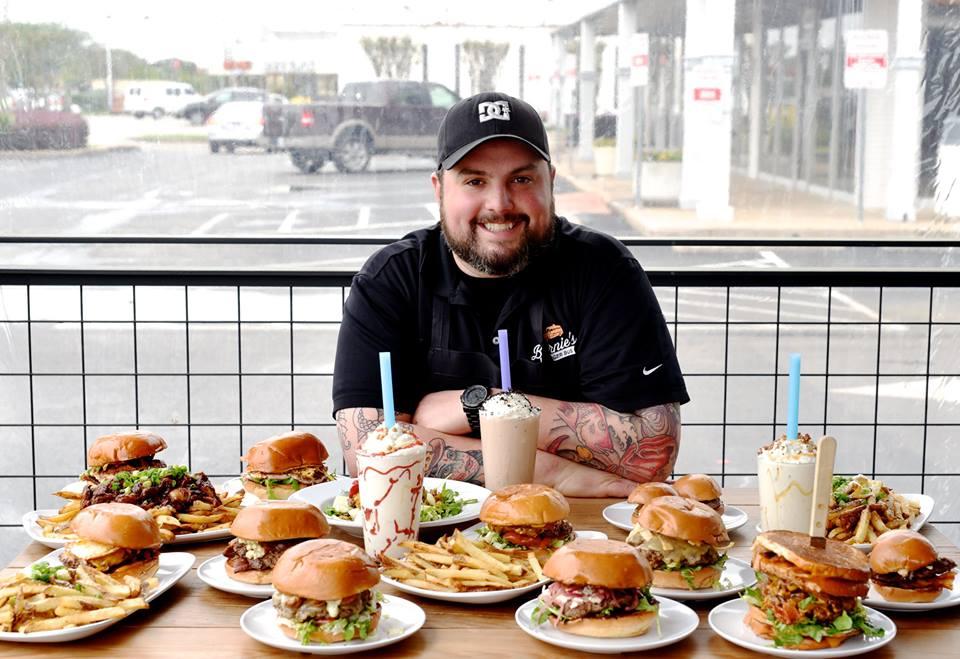 Chef Justin Turner