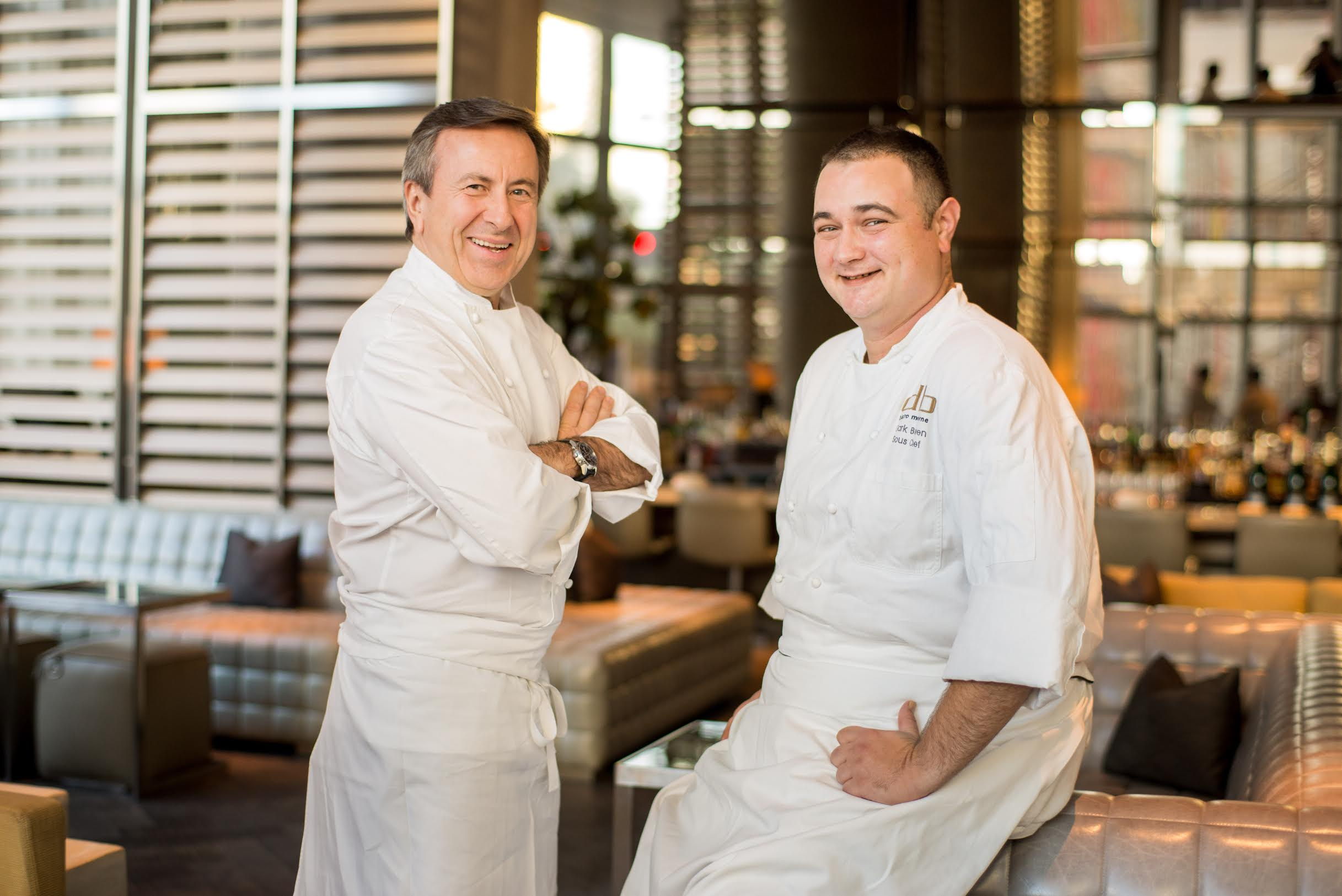 Boulud and Bowen